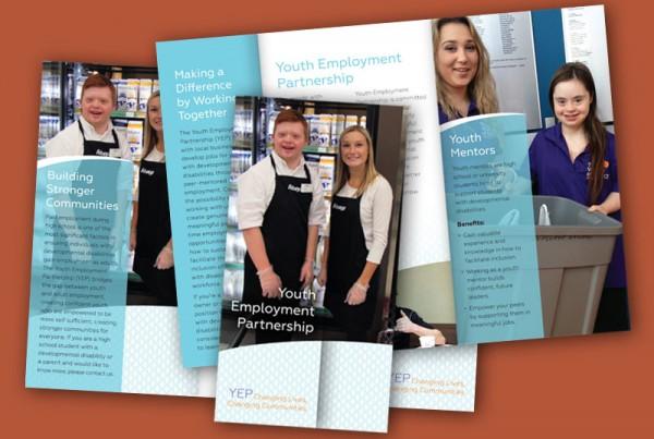Youth Employment Program brochure