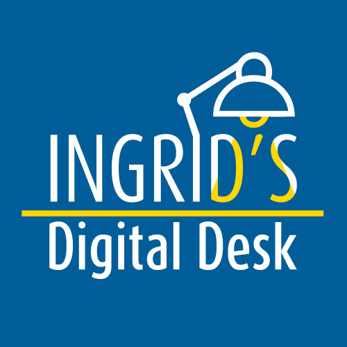 Ingrid's Digital Desk