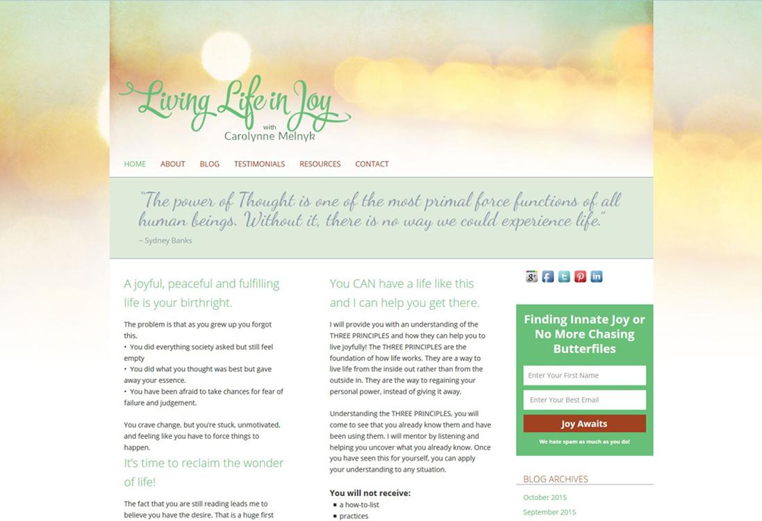 LLIJ Website