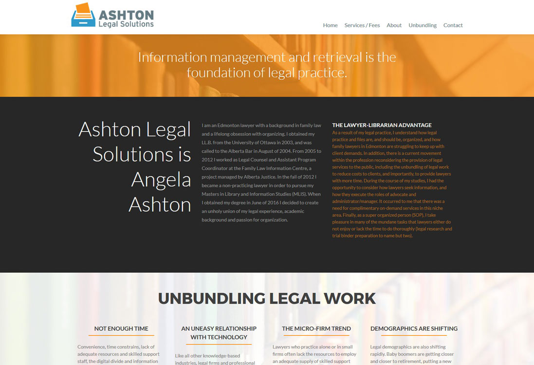 Ashton Legal Solutions
