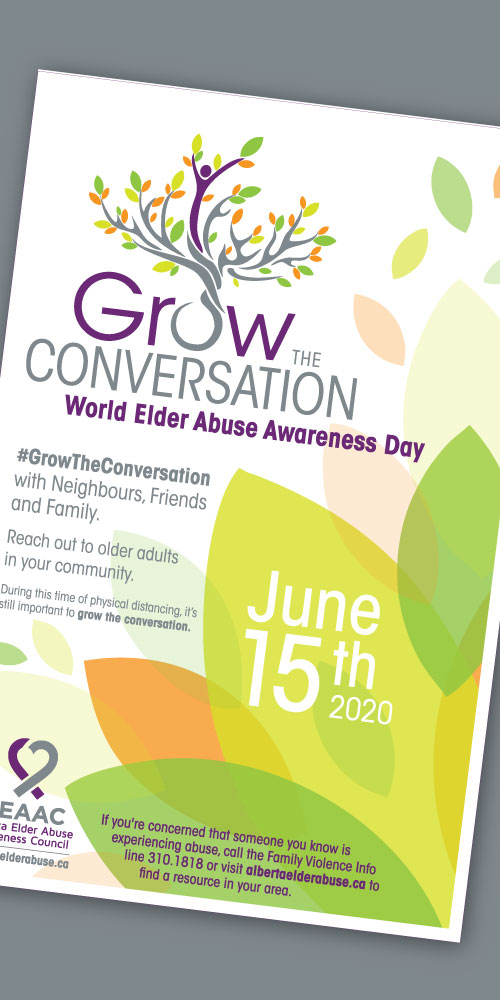 World Elder Abuse Awareness Day [poster]